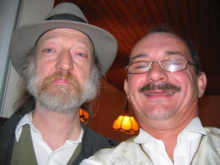 Roland Neuwirth und Hans Ecker