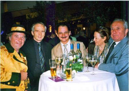 Magic Christian Dieter Böttger und die Jungs vom Hans Ecker Trio