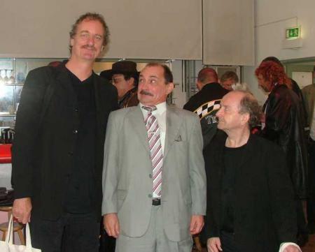 Muckenstruntz und Bamschabl