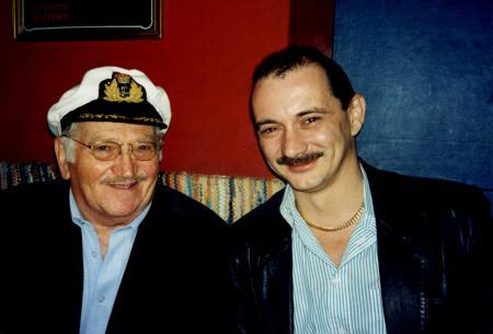 Oskar Klein und Hans Ecker