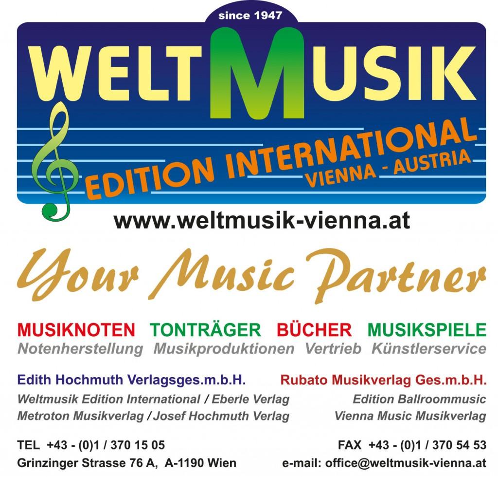 Weltmusik Verlag