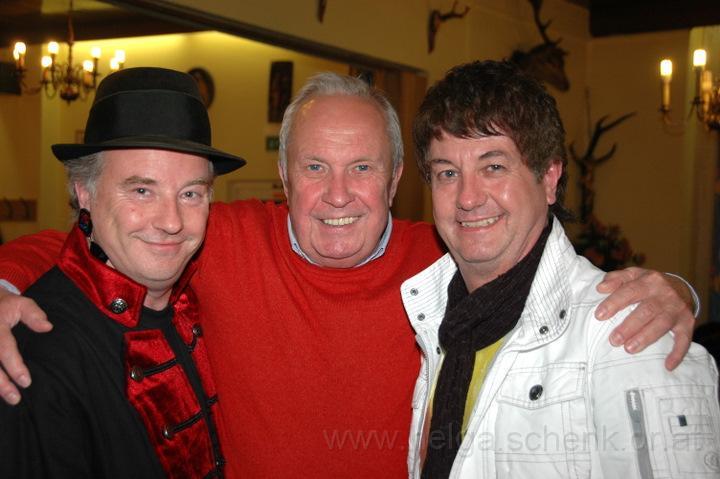 Peter Jägersberger, Dieter Böttger, Sepp Mattlschweiger